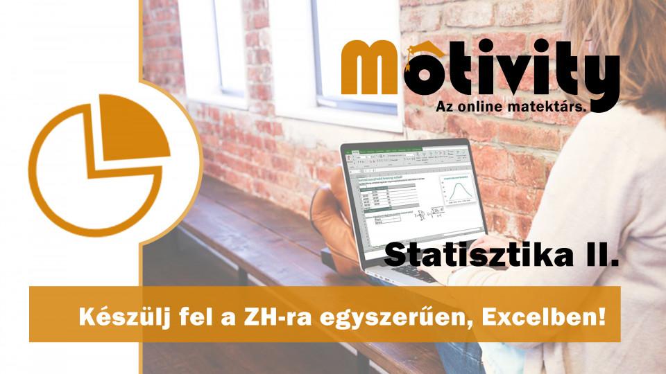 Statisztika II. - 1. ZH